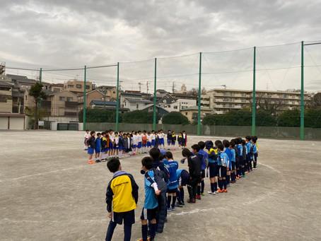 2020.11.29 U10-9クラス トレーニングマッチ