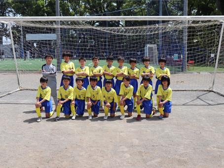 U10クラス 第48回横浜市春季サッカー大会