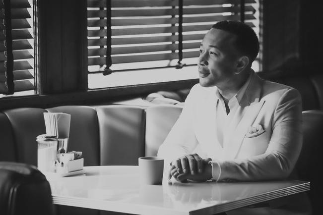 John Legend - Portrait Photography