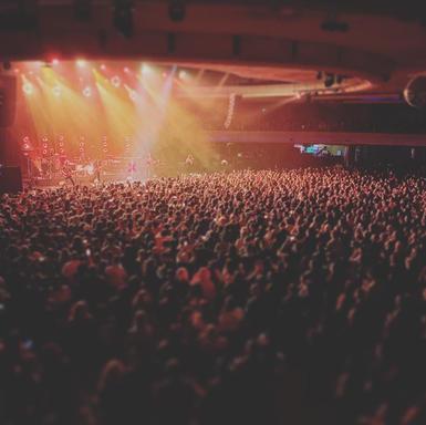 Live concert at Palladium LA