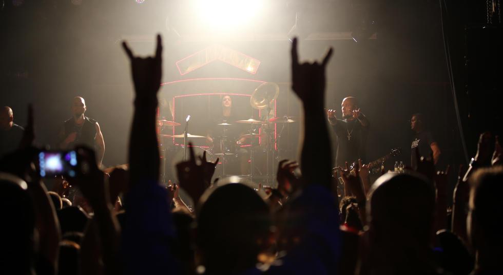 Sober - concert photography