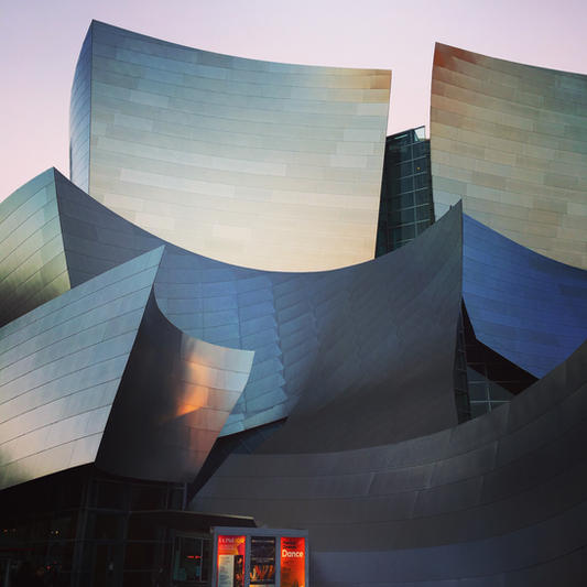 Los Angeles - architecture photography
