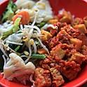 Vegan Nasi Campur