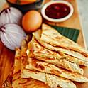 Roti Telur Bawang