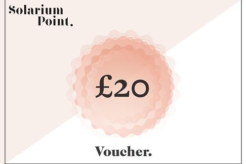 £20 Hair + Beauty Voucher