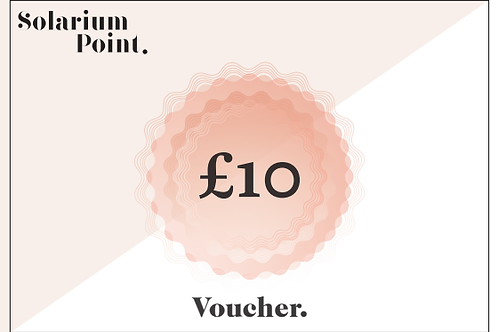 £10 Hair + Beauty Voucher