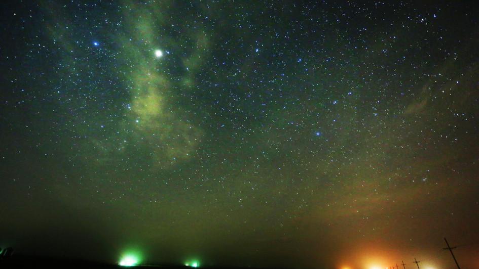 Oklahoma Northern Lights