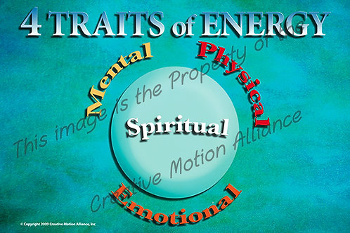 Four Traits of Energy