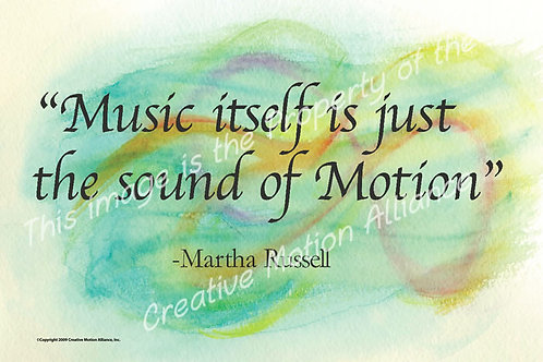 Martha Russell Quote