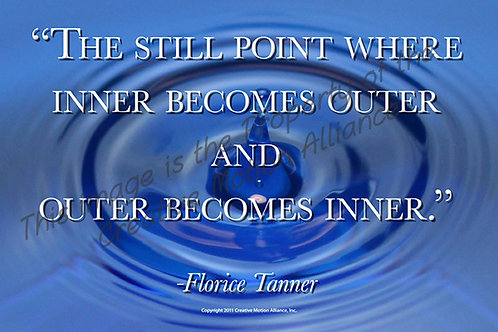 Florice Tanner Quote