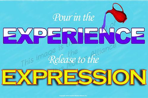Experience to Expression