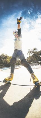 Thredbo Skater Girl