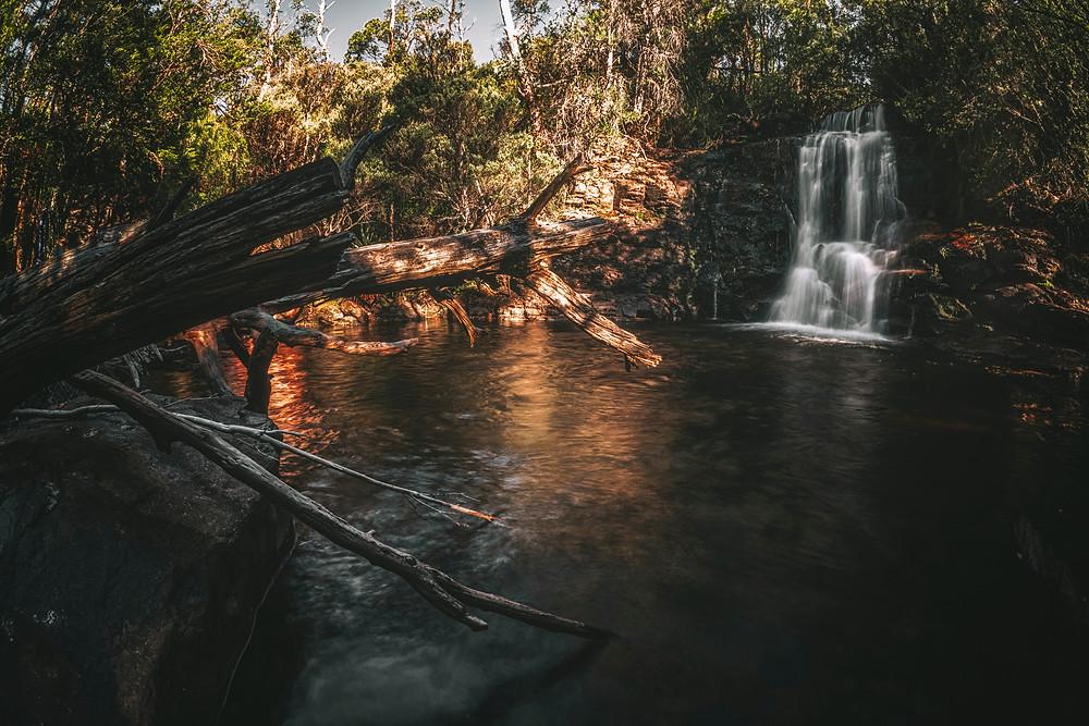 Kia Ora Falls