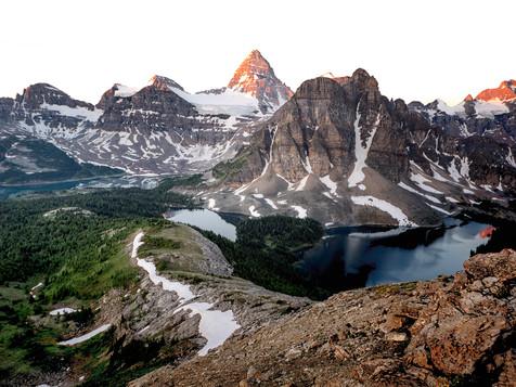 Mt. Assiniboine - 5 Days | CAN