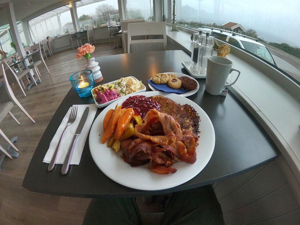 Hovs Hallar Restaurant with Raggmunk