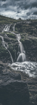 Dunseverick Falls - Northern Ireland