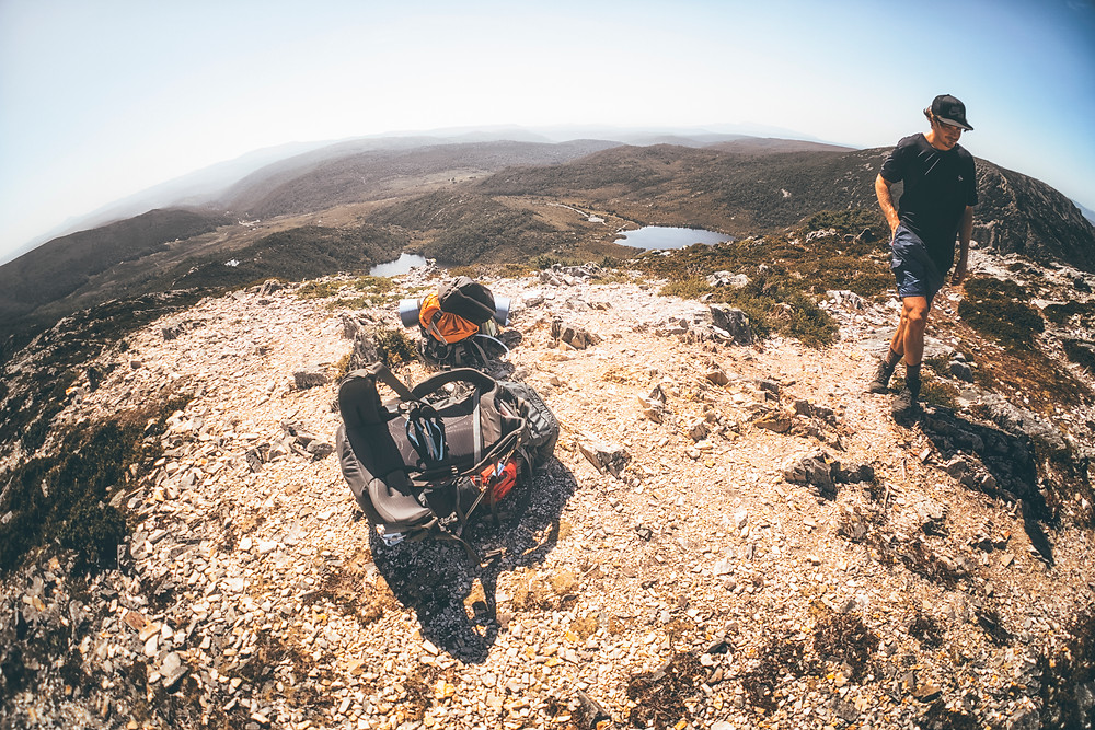 The Overland Track Packs