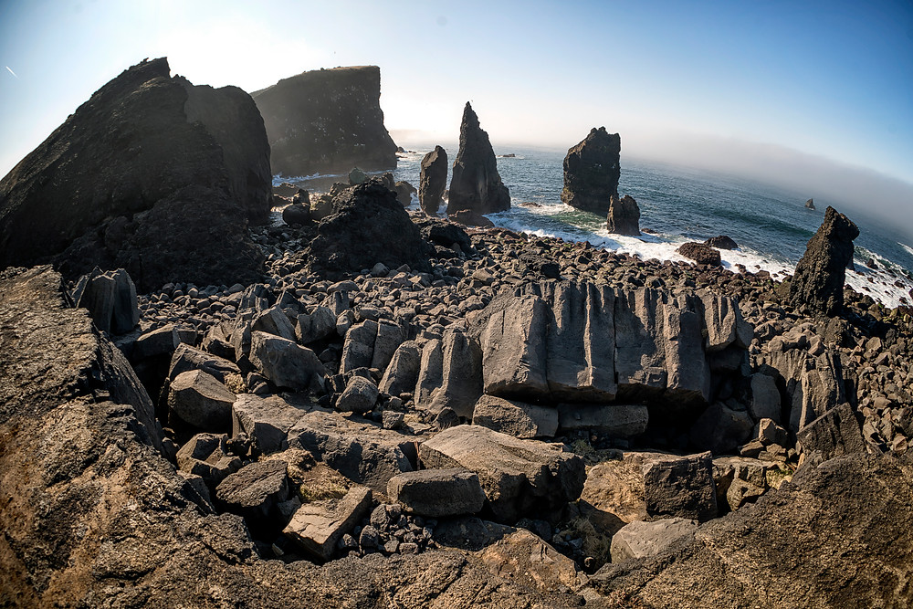 Reykjanestá peninsula