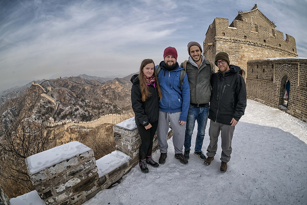 Experiencing the Great Wall