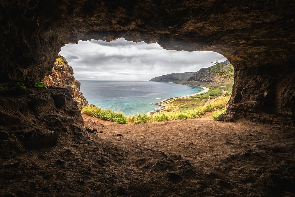 Higher Makua Cave