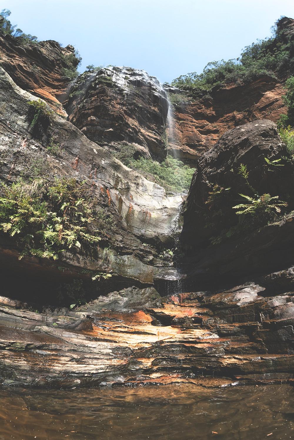 Wentworth Falls aka Avatar Falls