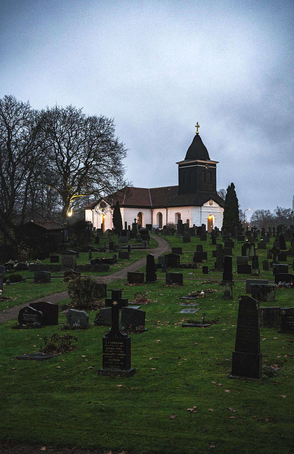 Örkelljunga Church