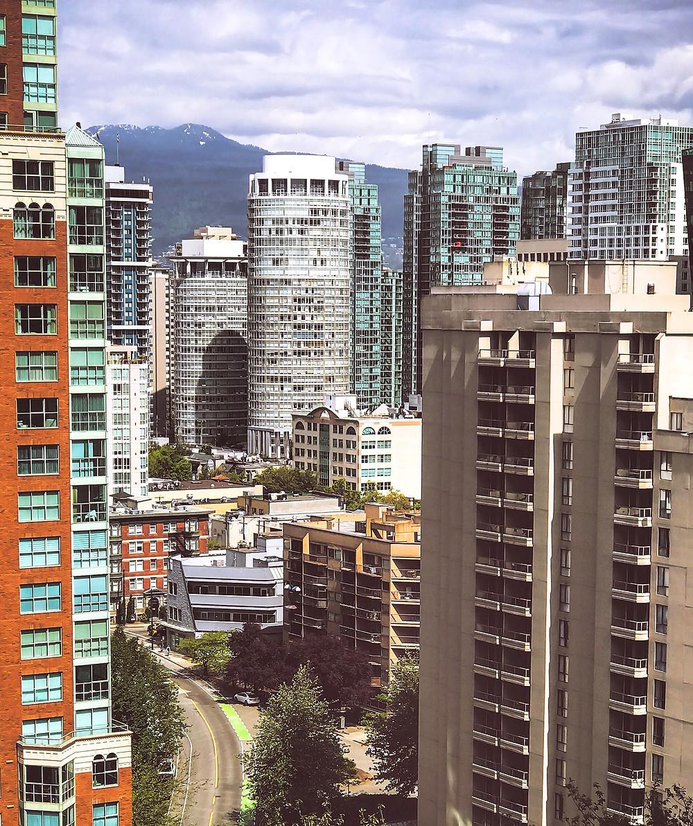 Beautiful Vancouver, British Columbia.