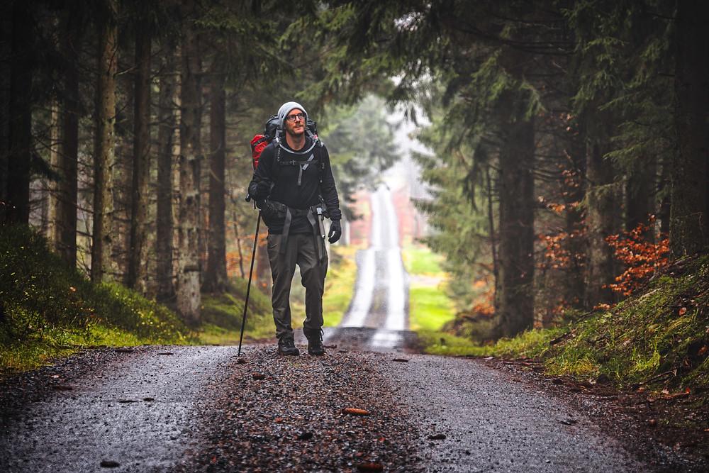 Skåneleden Hiking in Sweden