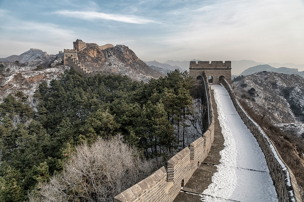 Great Wall of China - Jinshanling