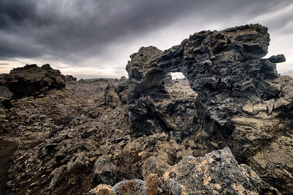 Dimmuborgir - Land of Lava
