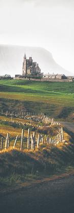 Classiebawn Castle