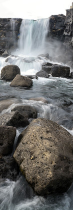 Oxararfoss - Thingvellir National Park