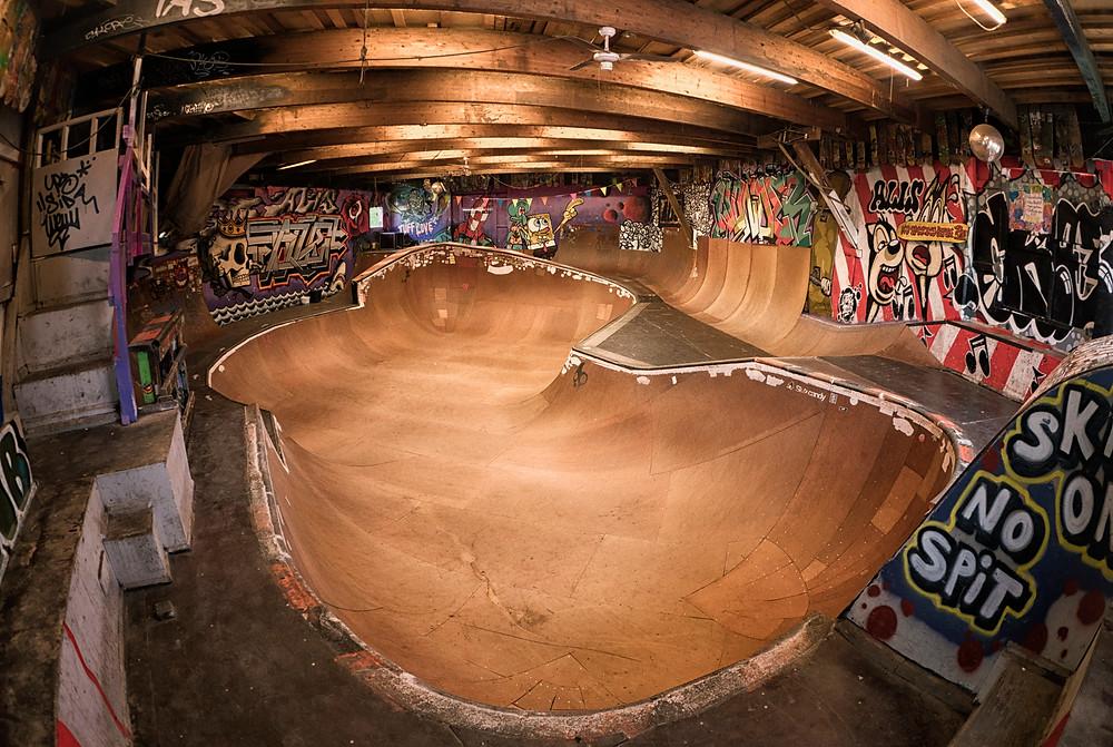 Skatepark in Christiana