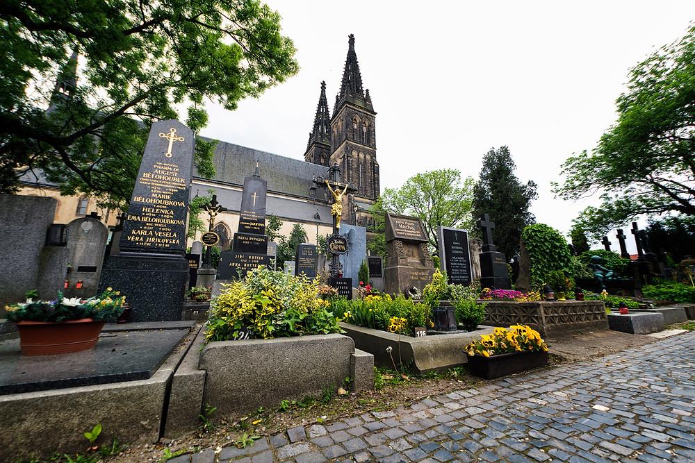 Vyšehrad Graveyard