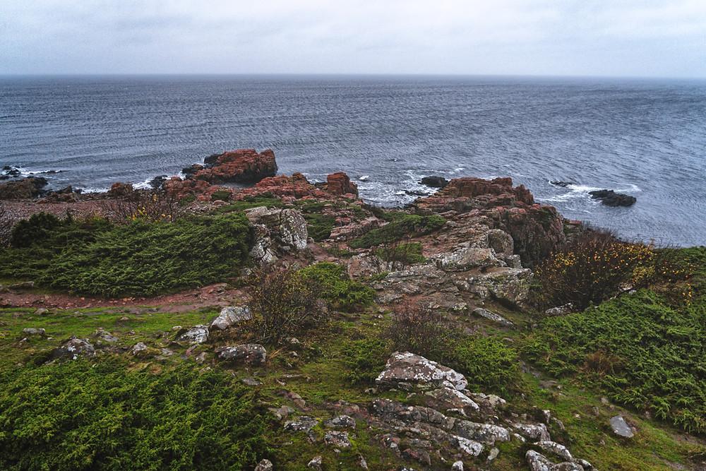 Hovs Hallar Cliffs