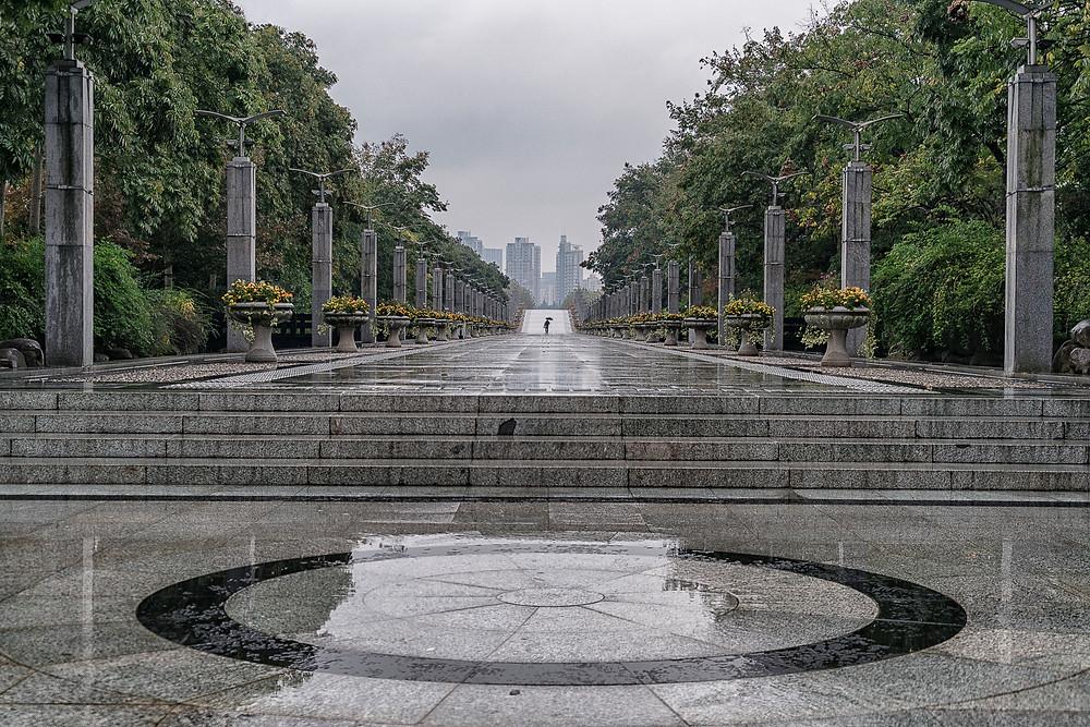 Central Park - Shanghai, China