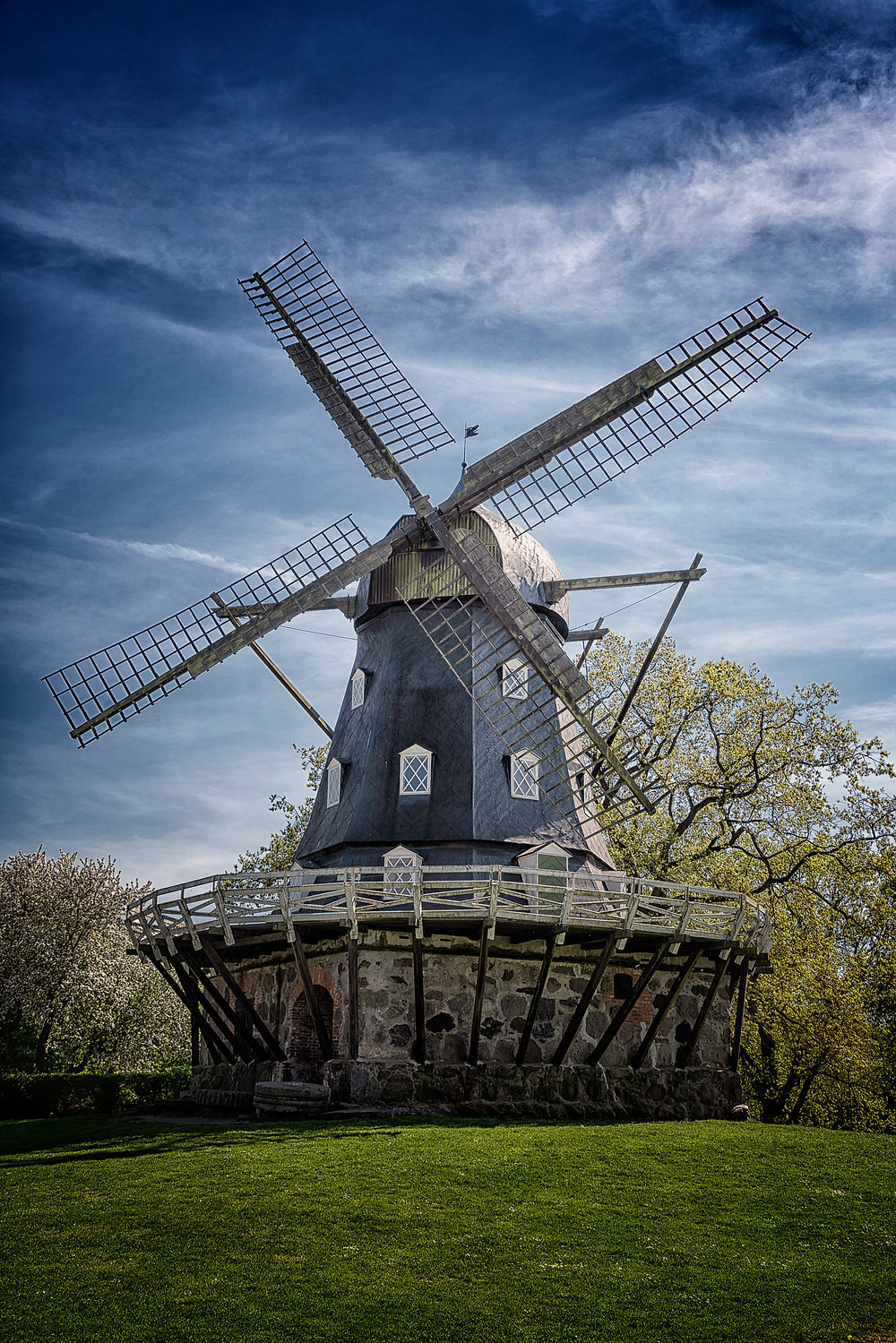 No other windmills I've seen can compare to this one
