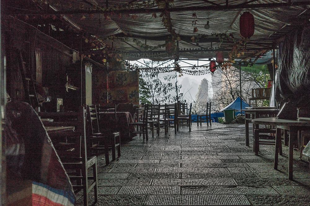 Picnic Spot in Zhangjiajie