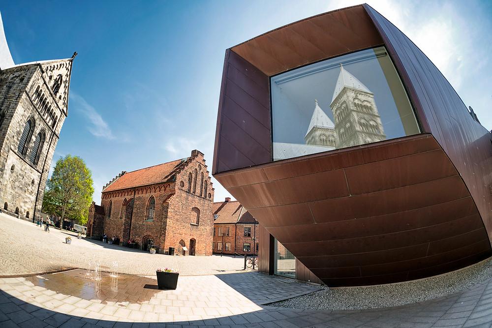 European architecture is beautiful