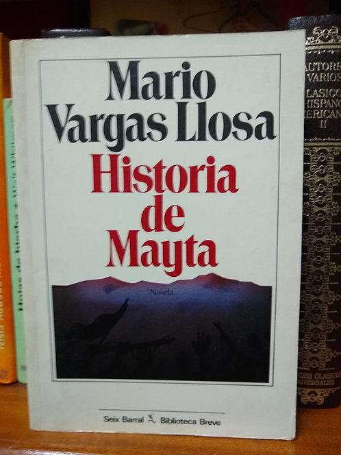 Historia de Mayta. Mario Vargas Llosa