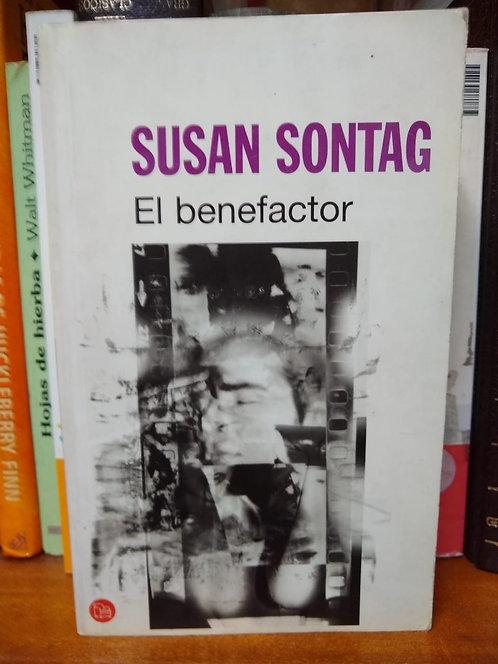 El benefactor. Susan Sontag
