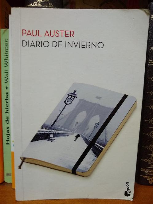Diario de invierno. Paul Aster