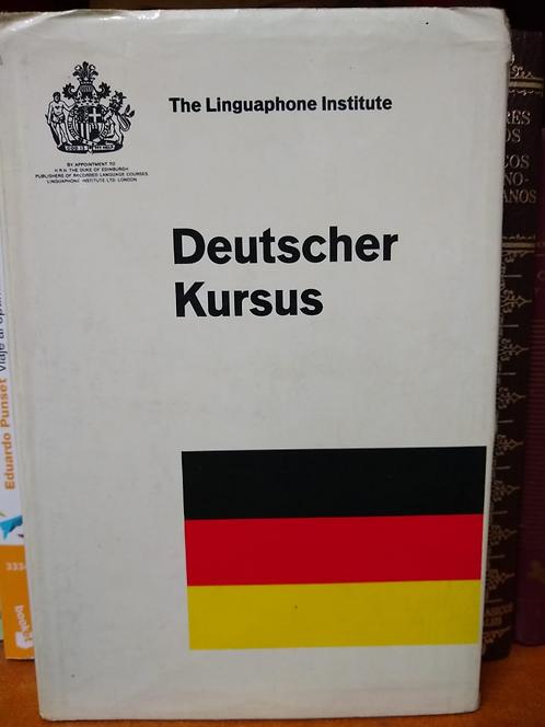 Deutscher Kursus. The Linguaphone Institute