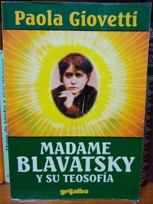 Madame Blavatsky y su teosofía. Paola Goiveti.