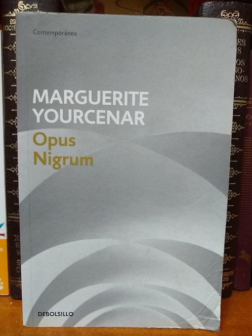 Opus Nigrum. Marguerite Yourcenar