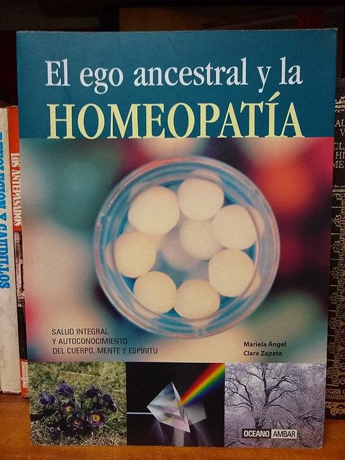 El ego ancestral y la homeopatía. Clara Zapata y Mariela Ángel.