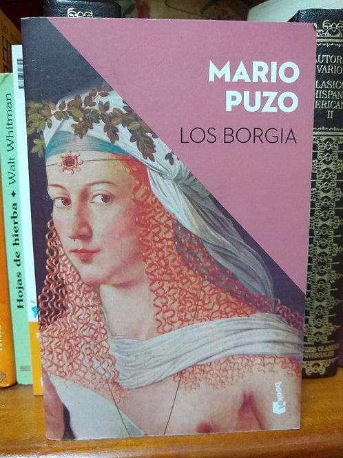 Los Borgia. Mario Puzo