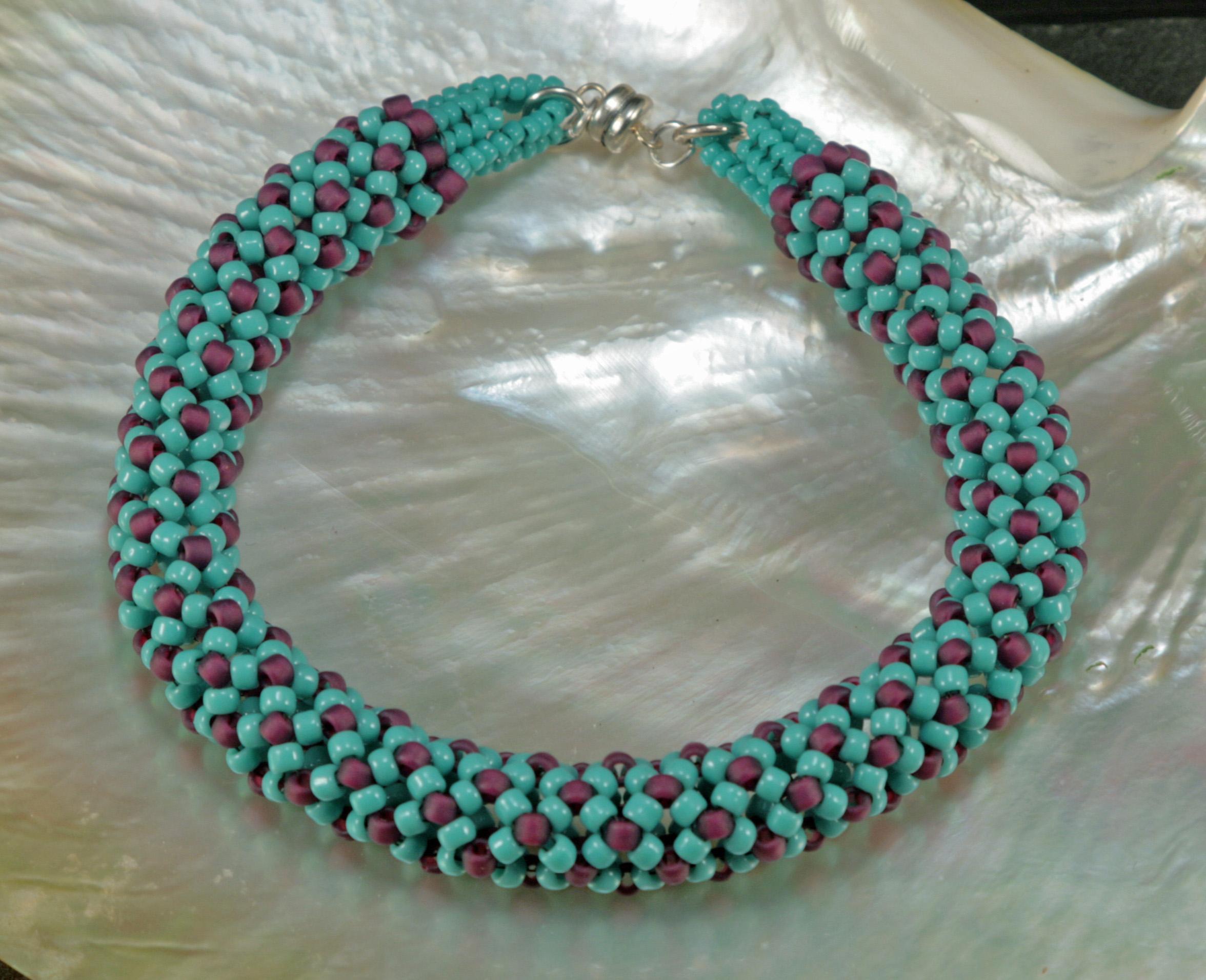 Chenille Rope Bracelet