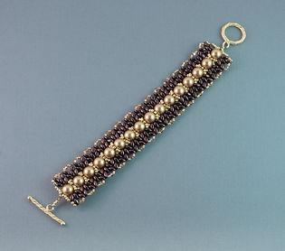 Pearlescent Bracelet