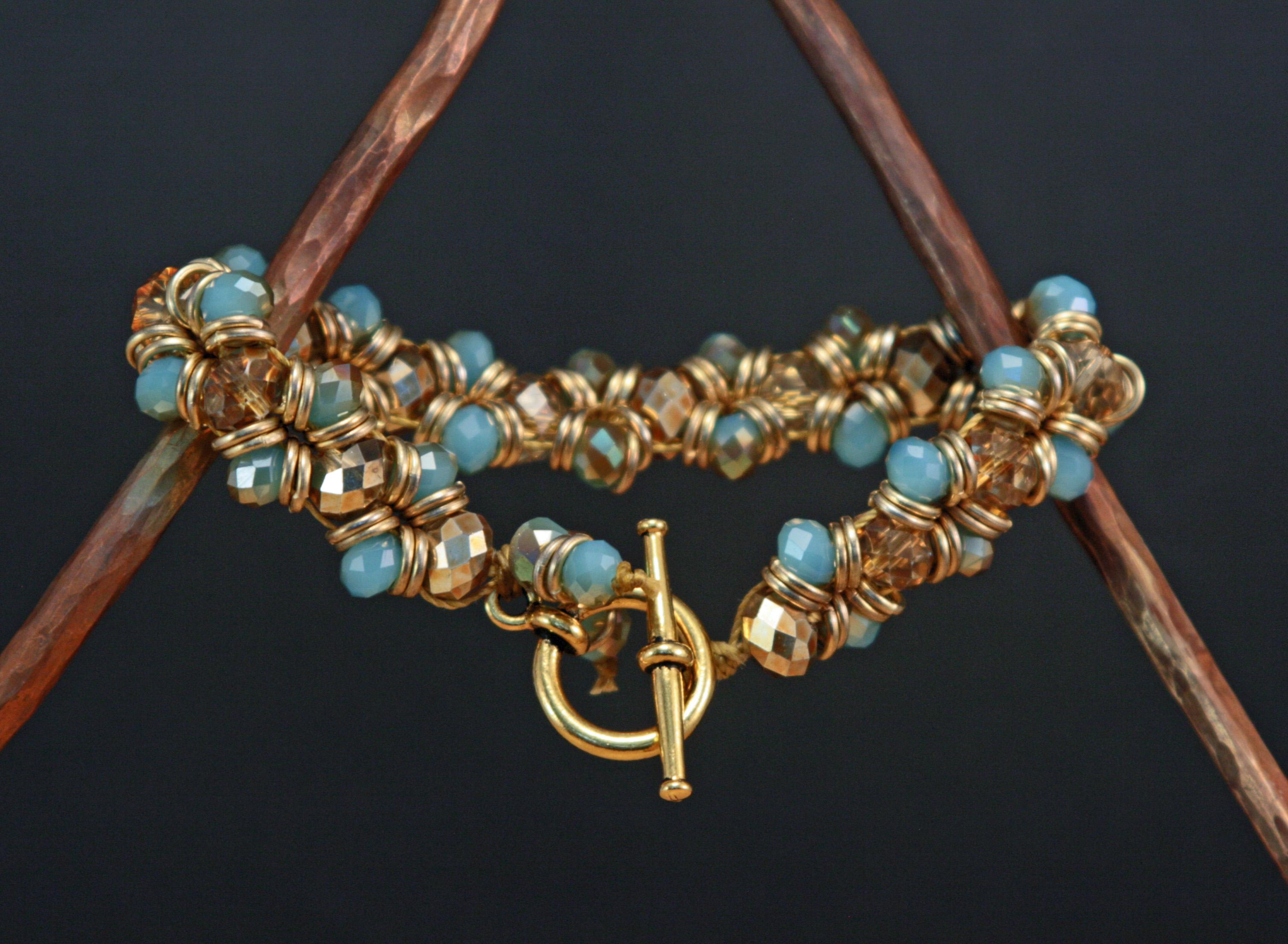 Grand Illusion bracelet